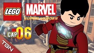 "LEGO MARVEL SUPER HEROES: ""EL TRAJE DE IRON MAN"" #6 ( Gameplay en Español )"