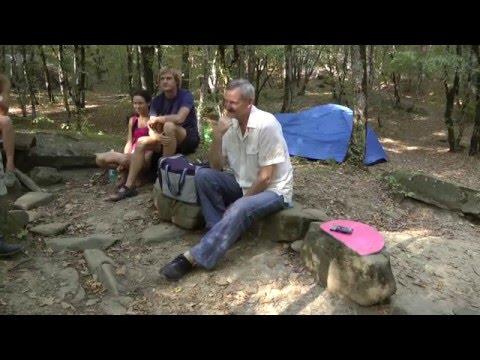 Экскурсия к дольменам (часть 2)