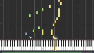 Tutorial Piano Tapion Teme,naruto Cancion Triste,dragon