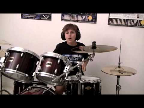 Avicii, Wake Me Up, Drum Cover by RyanT2020