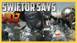 Call Of Duty: Swiftor Says The First One Dies (Call Of