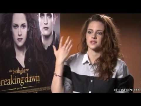 Cute and funny moments with Kristen Stewart! (PART 40),