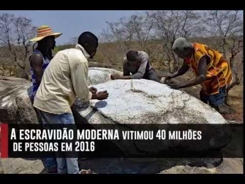 Escravidão Moderna