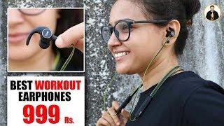 boAt Rockerz 255 Sports Bluetooth Wireless Neckband Earphone UNBOXING & REVIEW