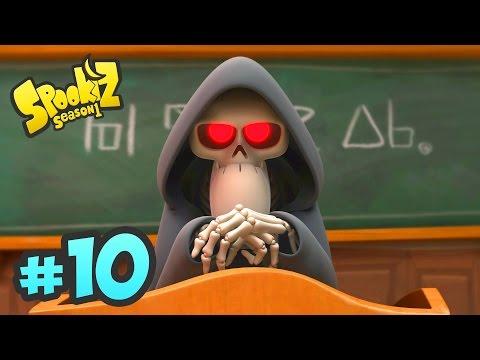 Spookiz 10 - Kv�z