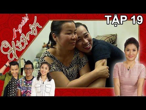 NGƯỜI KẾT NỐI   Tập 19 Full HD: Hải Triều hạnh phúc dẫn mẹ đi chợ Bến Thành mua sắm