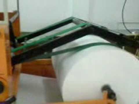 Masina za toalet papir i ubruse u rolnama