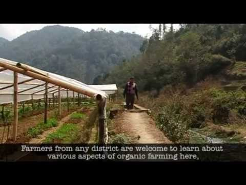 Prem Bahadur Lama (Ashapuri Organic Farm) - SNASEA 2013 Winner