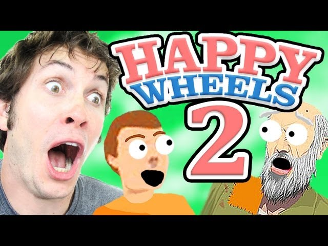 HAPPY WHEELS 2?! - Happy Wheels