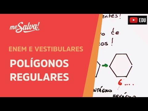 Me Salva! GP05 - Polígonos Regulares definição e nomenclatura