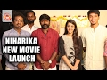 Niharika Konidela makes Kollywood debut with Vijay Sethupa..