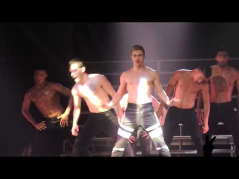 Highlights of Derek & Julianne Hough's show 'Move' at Horseshoe in Bossier City June 7, 2014
