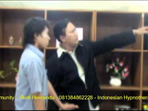Cara mudah belajar hipnotis ( shock hands press inductions ) di Indonesian Hypnotherapist Community