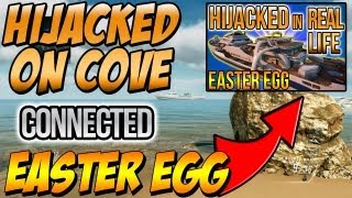 """BO2 """"HIJACKED"""" On """"COVE"""" Connected """"GOOGLE MAPS"""" Easter"""
