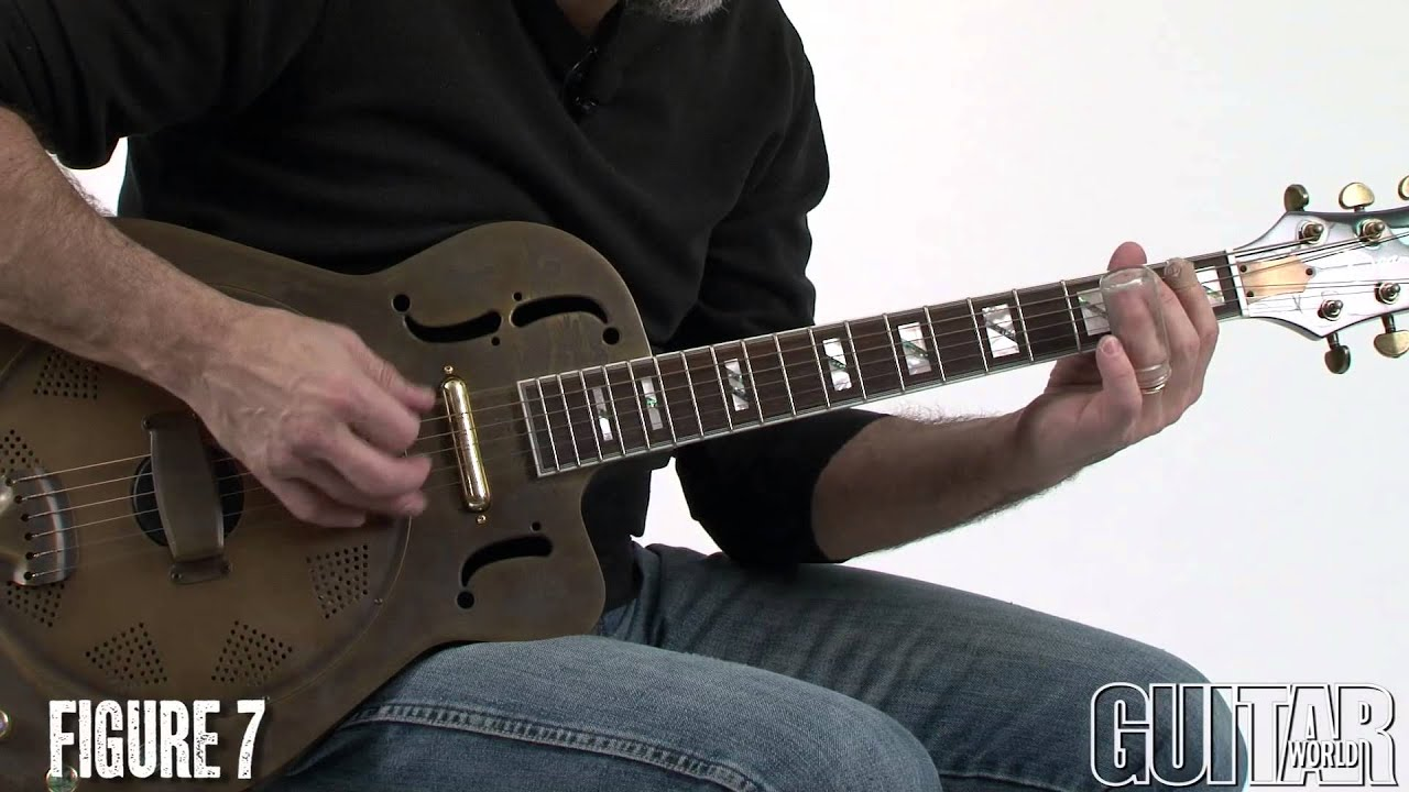 Andy Aledort-Slide Guitar | The Gear Page