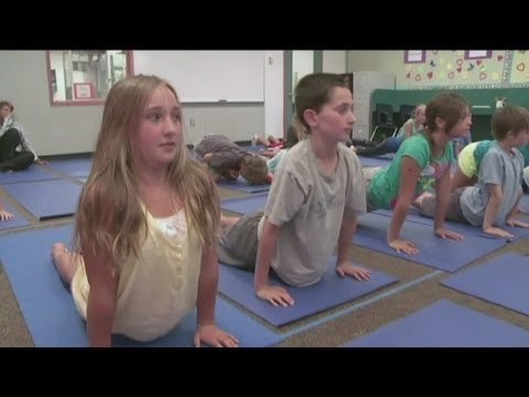 Lawmaker concerned about yoga in schools