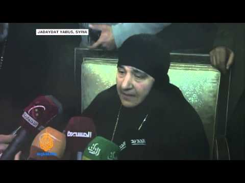 Nuns kidnapped by rebels in Syria freed