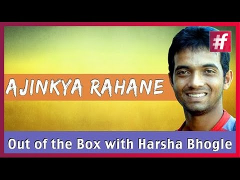 Out of the Box with Harsha Bhogle: Ajinkya Rahane