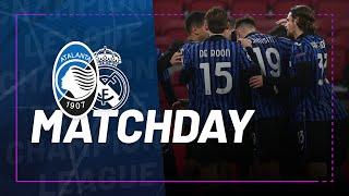 #UCL RO16 | Atalanta-Real Madrid | Matchday