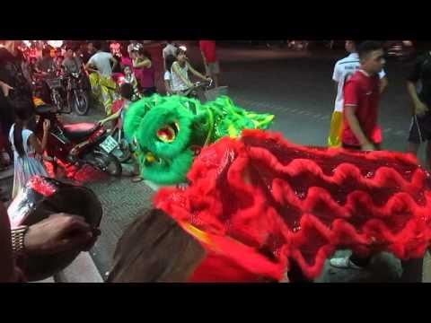 Múa kỳ lân - Mạo Khê huyện Đông Triều Quảng Ninh- Việt Nam