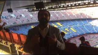 Verso Barcellona-Juve: le ultime dal Camp Nou