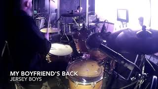 Jersey Boys Drum Cam