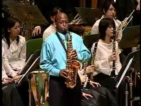 Claude T. Smith Fantasia (Kenneth Tse, Jerry Junkin & HKWP)