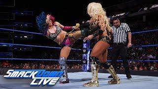 Asuka vs. Mandy Rose: SmackDown LIVE, May 29, 2018