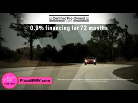 Certified Pre Owned BMW Sales Event Plaza BMW Creve Coeur MO St. Louis MO