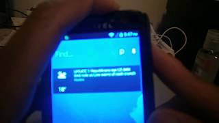 How To Screenshot On Alcatel One Touch Fierce 4G