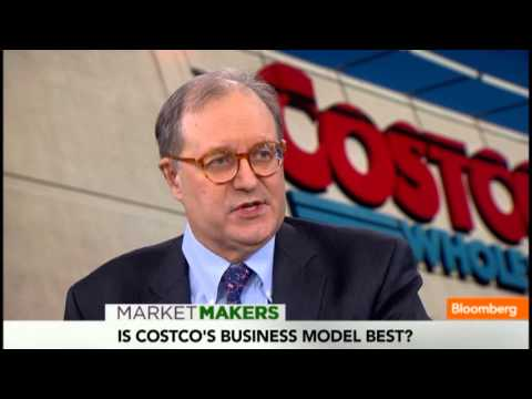 Costco Exec Talks to Bloomberg About Winning Business Model