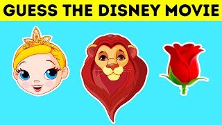 Only 1% Can Guess the Disney Movie In 10 Seconds