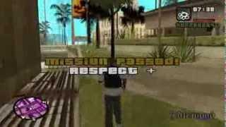 GTA Minimal Skills 28 San Andreas (Los Santos Finale