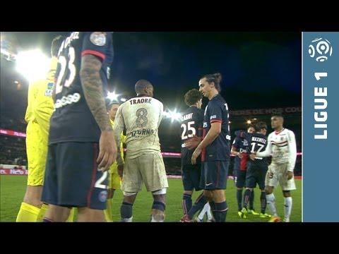 Paris Saint-Germain - OGC Nice (3-1) - Le résumé (PSG - OGCN) - 2013/2014