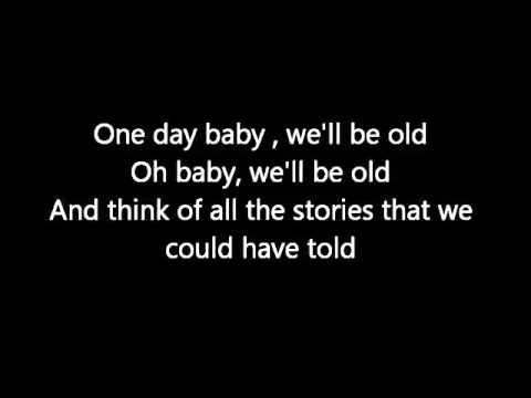 Asaf Avidan - One Day / Reckoning Song Lyrics | MetroLyrics