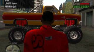 GTA San Andreas B-13 Need For Speed Gameplay