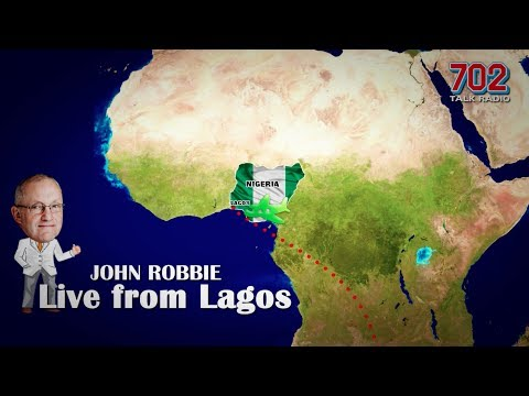 John Robbie Live from Lagos- Demographics