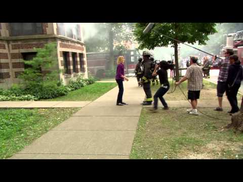 Chicago Fire Season 2 ((Behind The Scenes))