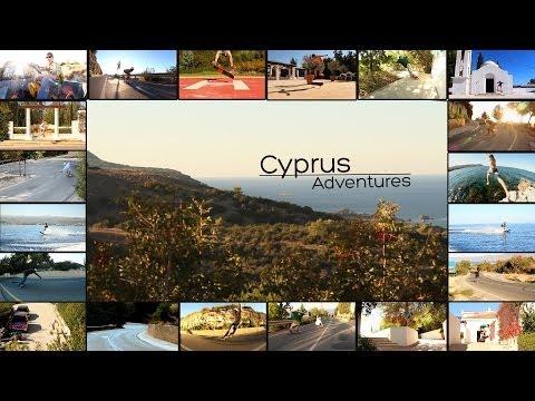Longboarding - Cyprus Adventures