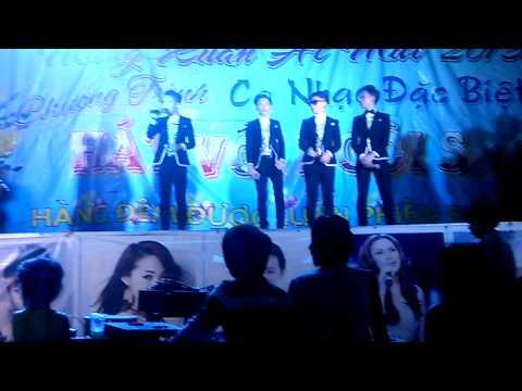 HKT-M biểu diễn ở VT