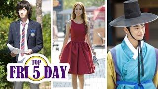 Top 7 New Korean Dramas November 2014 Heirs Backpack