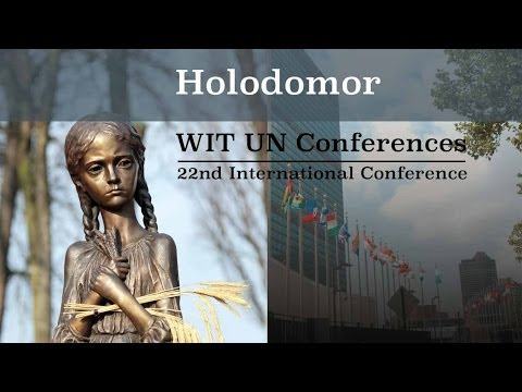 COMMEMORATING HOLODOMOR: