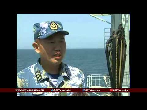 China and Russia Hold Anti-Hijacking Drill