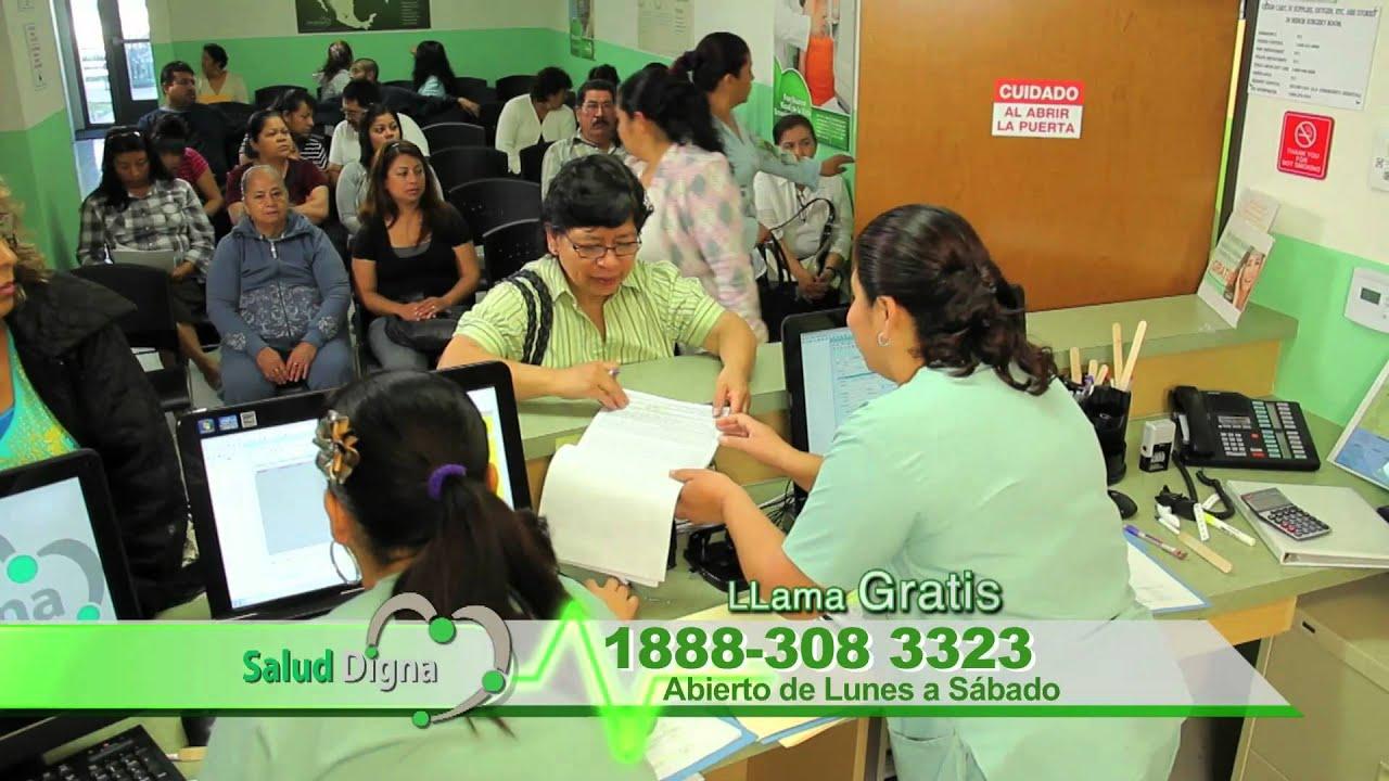 COMERCIAL SALUD DIGNA , DONDE LA SALUD ES PARA TODOS : TESTIMONIOS PRODUCE FINDING PRODUCTIONS
