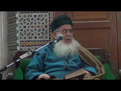 ثلاث لا ينجو منهن أحد / الشيخ العلامة محمد زحل ( عضو رابطة علماء المسلمين )