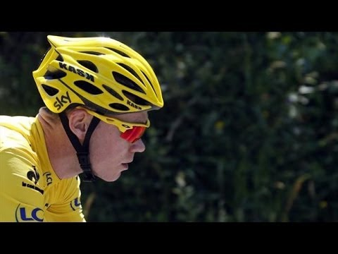 Chris Froome-Made In Kenya 2013 (Sky Sports)