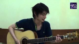 Akustik Gitar Belajar Lagu (One Last Breath Creed