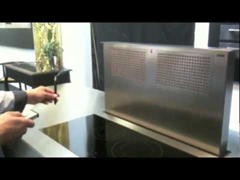 hotte de plan de travail emb pour cuisine int gr e chez. Black Bedroom Furniture Sets. Home Design Ideas