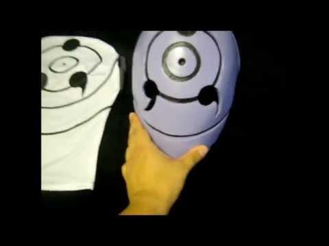 Madara Uchiha Tobi Obito Rinnegan Mask for cosplayUchiha Madara Rinnegan Cosplay