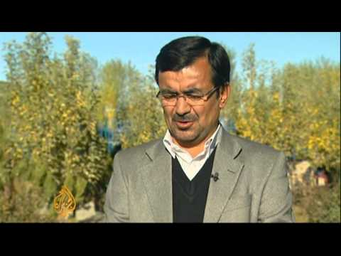 Afghan villages uneasy about NATO withdrawal